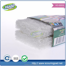 Durable non scratch wash scrub cleaning pads