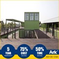 Ark Top Quality Prefabricated Steel Railway station