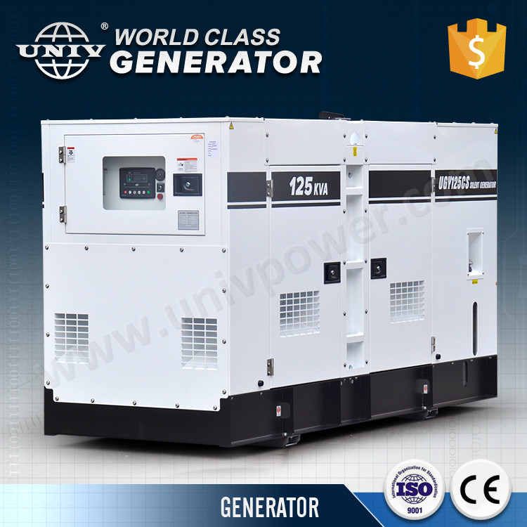 2017 new quiet generator small genset power silent generator