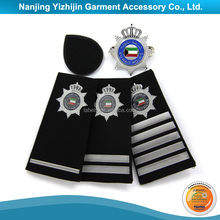 High end deep color army dress rank insignia