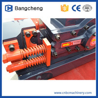 Professional Factory Supply Steel Cutters GQ-42 Type Steel Bar Cutting Machine