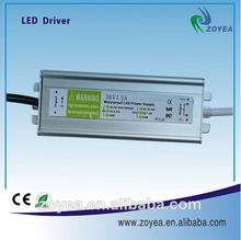 CE EMC ROHS approval constant current Mean Well Standard 80w 2.1A Waterproof LED Driver