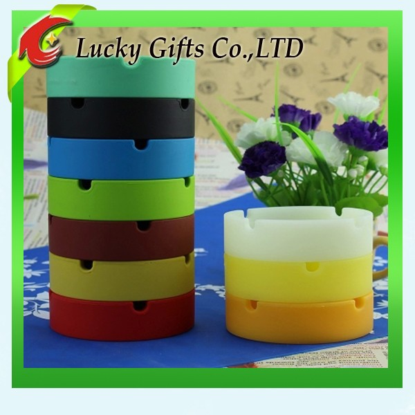 Non-Toxic Silicone Indoor Ashtray for Hot Sales Years of Experience