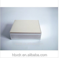 Instrument Enclosures ,silver anodizing aluminum box/enclosure for electronic aluminium box for electronic