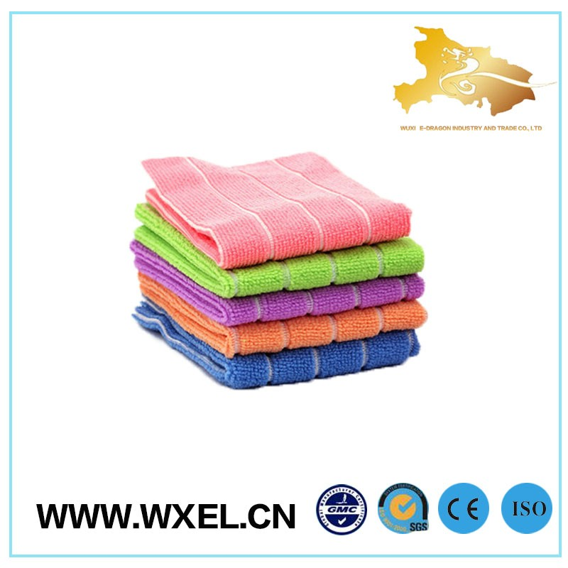 China supplier yiwu towels microfiber kitchen towel for cleaning