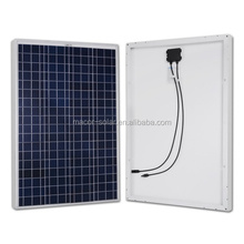 High quality Poly photovolatic 12v 100w solar panel for 12V Battery Charging