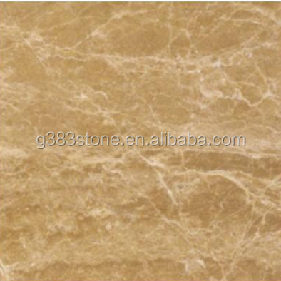 Building material light emperador brown marble tiles decorative marble pieces