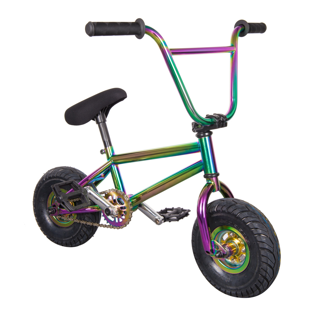 2016 New Design Cool Rainbow Bmx Mini Bike Buy Bmx Mini