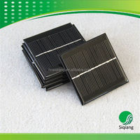 Small size poly solar cell panel
