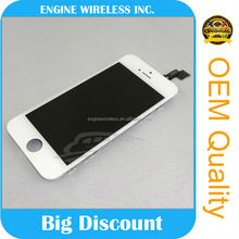 for apple iphone 5 a1429 lcd display touch screen digitizer , cheap for iphone 5 lcd with digitizer