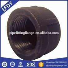 Malleable Ductile Cast / Galvanized Iron reducing cup pipe fitting