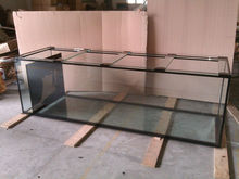 Aquaculture Fish farm stock tank