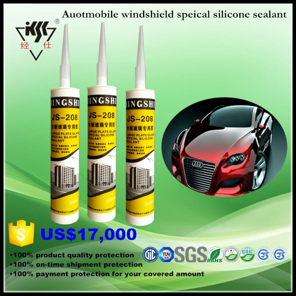 Automobile Silicone Sealant/Windshield silicone sealant outstanding adhesion sealant