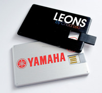 Credit card USB Stick 1-64GB