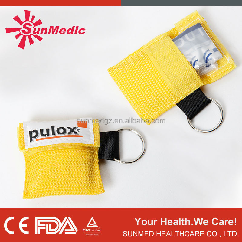 Nylon Face shield CPR, CPR Mask key chain, Colorful mouth cover mask, disposable plastic mouth masks,clear plastic face mask
