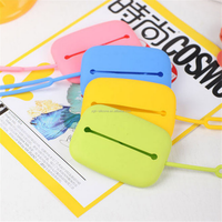 Soft Durable Waterproof Silicone Key Case