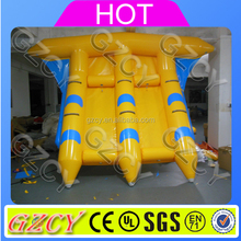 Inflatable Speed Boat Pontoon Water Boat For Kids