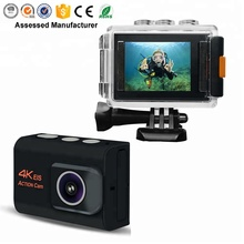 OEM ODM wholesale underwater waterproof mini wifi full hd 1080p sport video cam 4k action camera