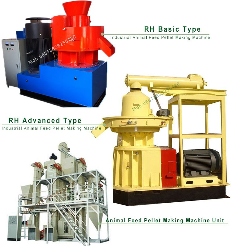 wheat bran animal feed machine cattle feed machine