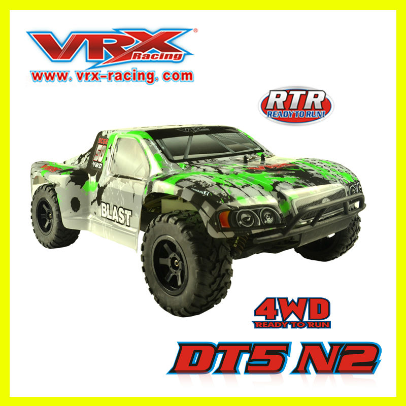 1/10th Electric Rc Car, 4WD brushed ESC Rc Car