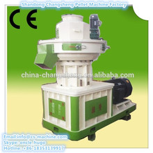 CS 2015 CE napier grass pellet making machine that convert grass into pellet