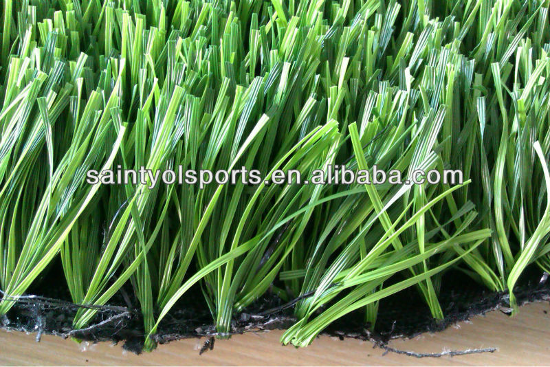 Football grass product with 55mm height,W shape