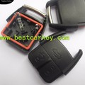 Topbest 3 buttons car key shell for opel key
