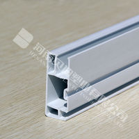 PVC Plastic Extrusion Soundproof Window Screen