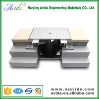 Skidproof Concrete Aluminum Alloy Expansion Joint Cover