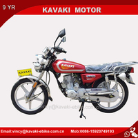 Africa Market CG125 Gasoline/Petrol Motorcycle 125CC 150CC Chopper Cheap Price