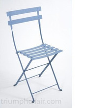 Triumph fermob luxembourg bistro chair / metal french bistro chairs / cheap metal dining chairs