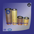 Replacement press oil filter cartridge