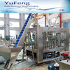 Isobaric Bottled Beer Filling Machine