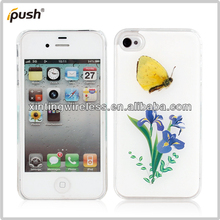 Lowest Price! Mobilephone Accessories PC Case For iphone4