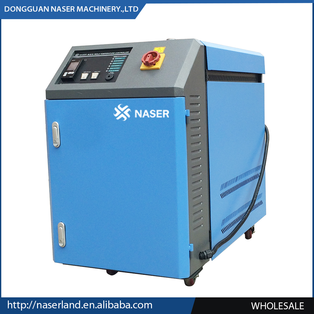 Mold temperature machine and oil pastel making machine