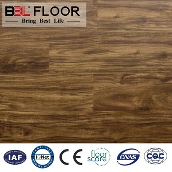 BBL best selling waterproof wood plastic composite floors