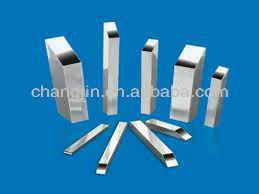 304L stainless steel seamless square pipe