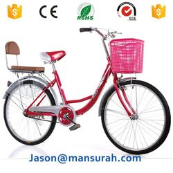"Traditional ladies bicycles bikes for sale / 24 "" aluminum alloy women fitness classic bike / old fashioned bicycle cycling"