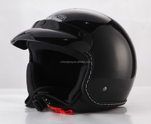ABS material ECE approved helmet motorcycle half face