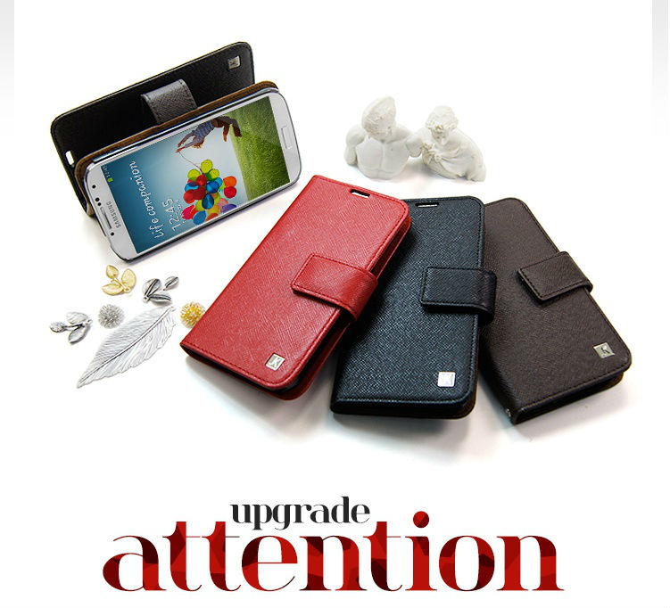 For Samsung Galaxy S4 i9500 Jacklyn Attention case