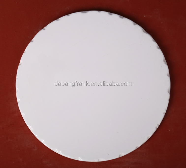 customized professional casino standard tournament ceramic chip 10.8cm poker chips with UV printing