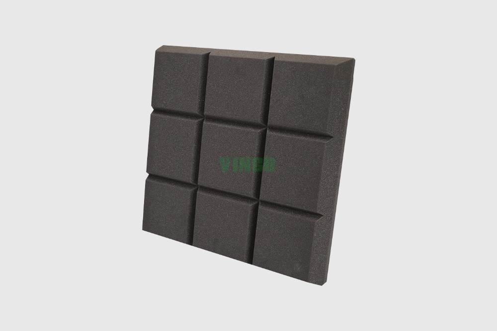 Studio Acoustic Foam Wholesale,Recording Room Soundproof Square Absorbing Foam - Buy Soundproof ...