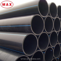 DN 63mm PE 100 HDPE PIPE with ISO and CE certificates