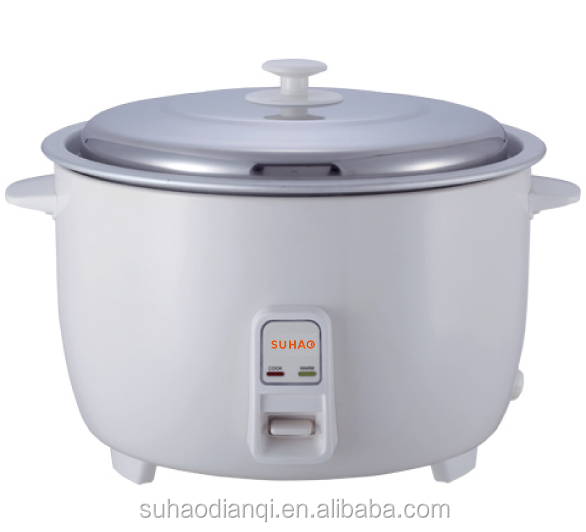 8L-42L Colorful big size electric drum rice cooker