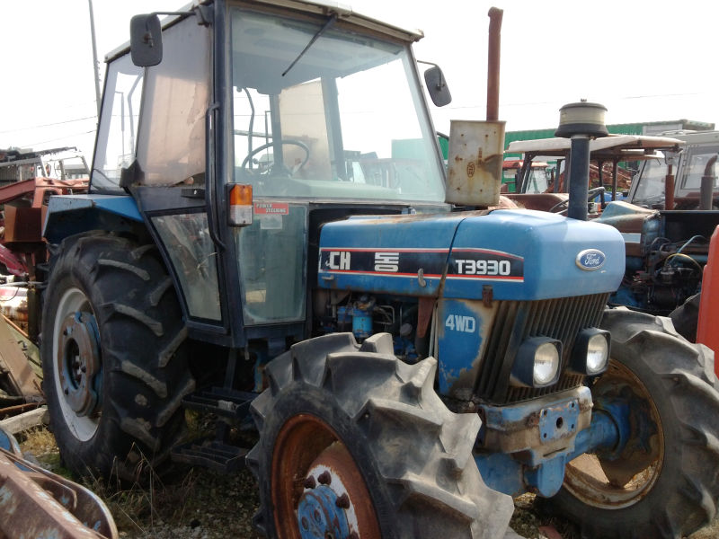 Used FORD Tractor 3930 / 4630