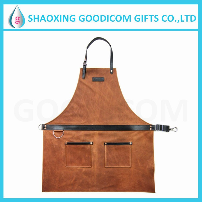 shopping butchers apron leather apron