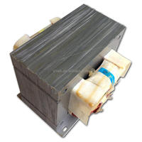 top quality high voltage transformer for 1500w microwave magnetron