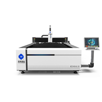 3MM High Quality Sheet Metal fiber laser cutting machine For Stainless Aluminum Supplier