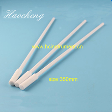 350mm Rod shape Mix the chemical liquid white ptfe magnetic stir bar