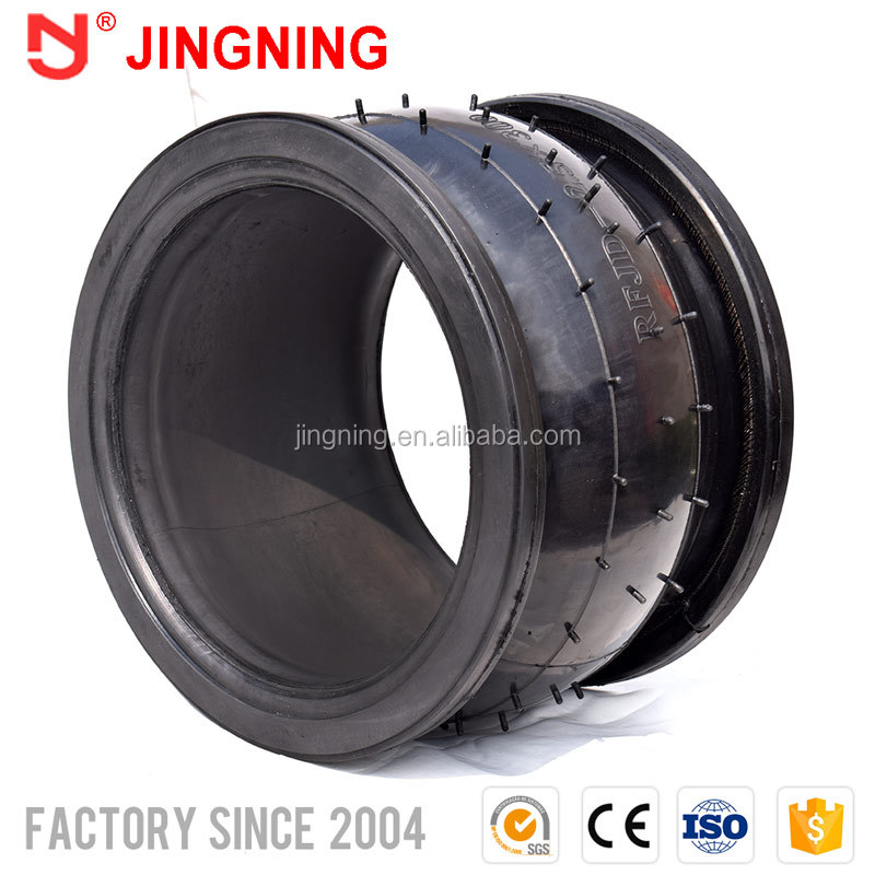Pn25 rubber expansion joint covers one ball flexible chemical industry pipe material ruber